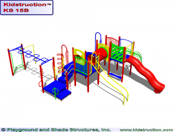 Playground Model KS 15B