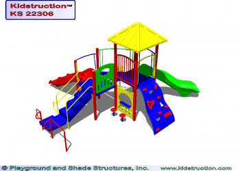 Playground Model KS 22306