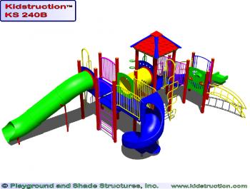 Playground Model KS 240B
