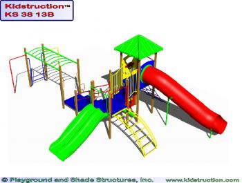 Playground Model KS 38 13B