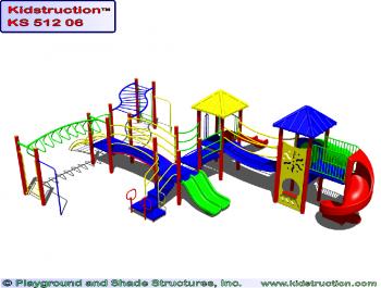 Playground Model KS 512 06