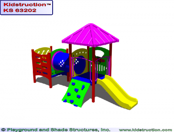 Playground Model KS 63202