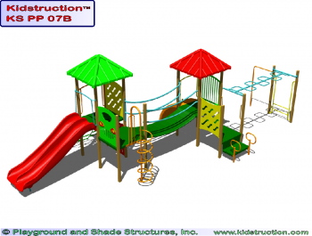 Playground Model KS PP 07B
