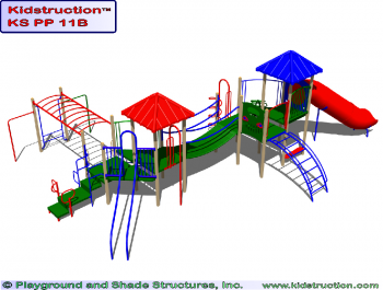 Playground Model KS PP 11B